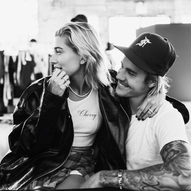 Justin Bieber se casó con Hailey Baldwin.