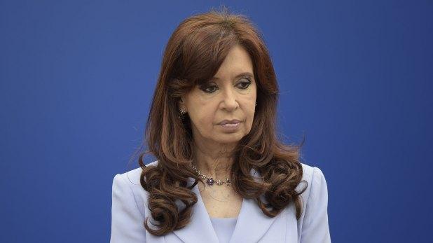 Cristina Kirchner, ex presidente de la Nación (AFP)