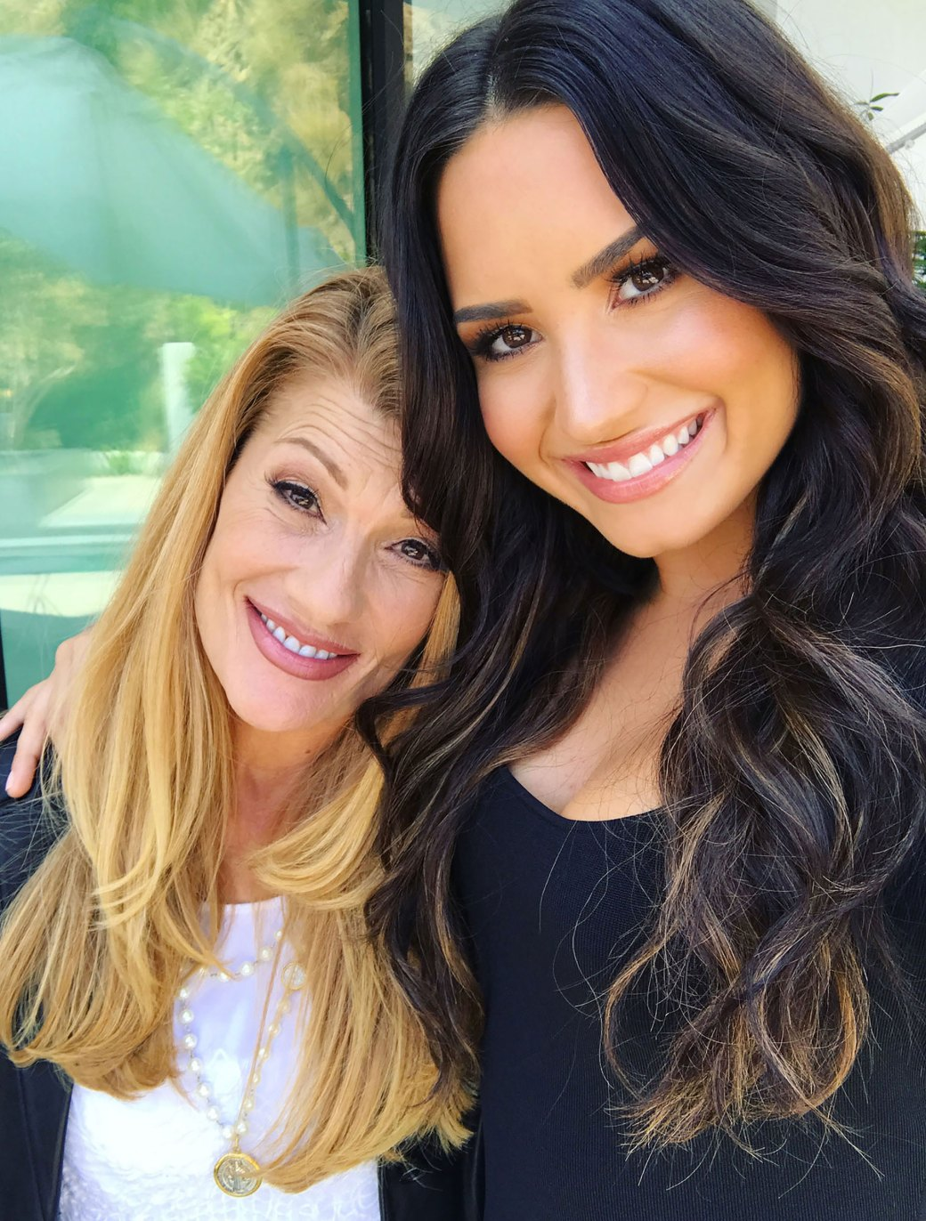 Dianna De La Garza contó cómo se enteró de la sobredosis de su hija, Demi Lovato