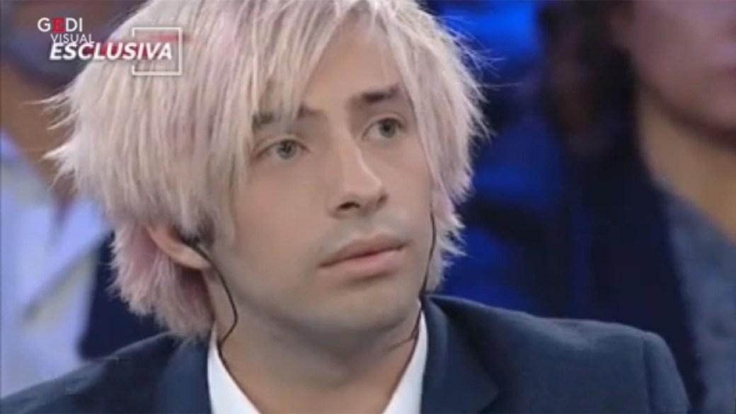 Jimmy Bennett en la televisión italiana
