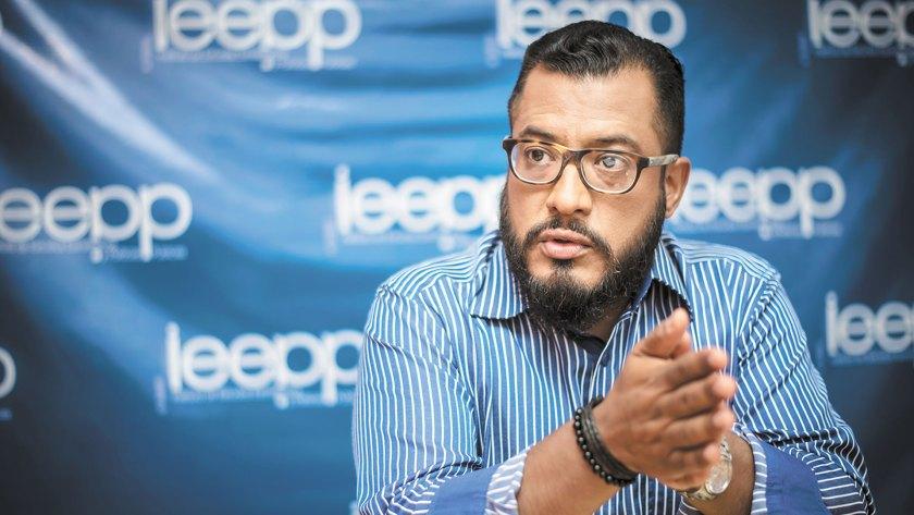 Félix Maradiaga, activista nicaragüense