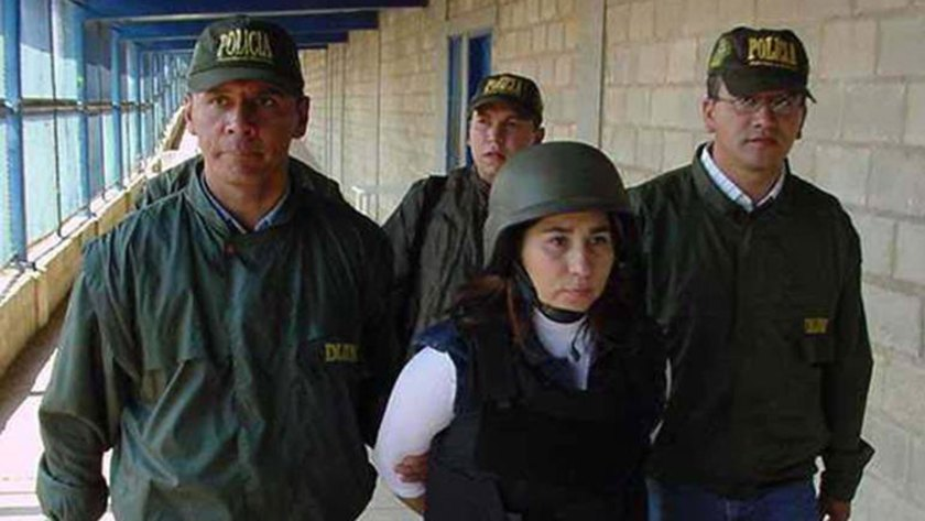 Según las autoridades, la guerrillera era responsable de manejar las finanzas del Bloque Sur de las FARC