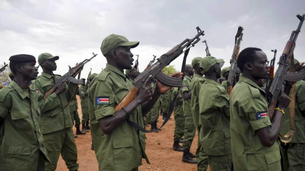 Sudán del Sur se independizó de Sudán en 2011 y desde 2013 vive una cruenta guerra civil (AP)