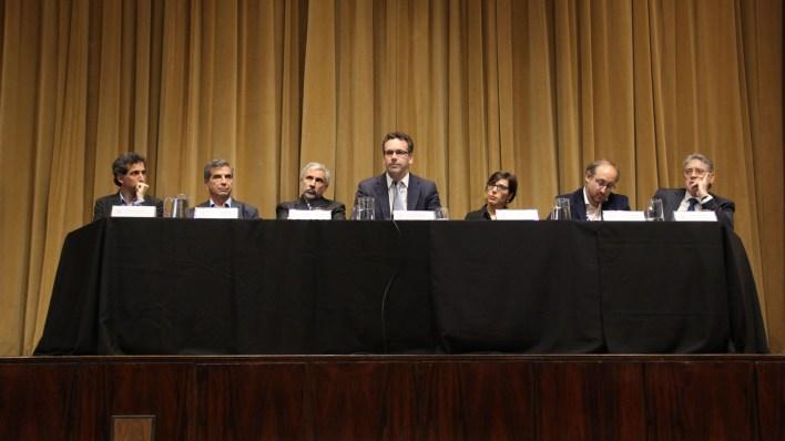 Sandleris y su equipo dieron forma a una nueva modalidad de difusión del sistema financiero (Matias Baglietto)