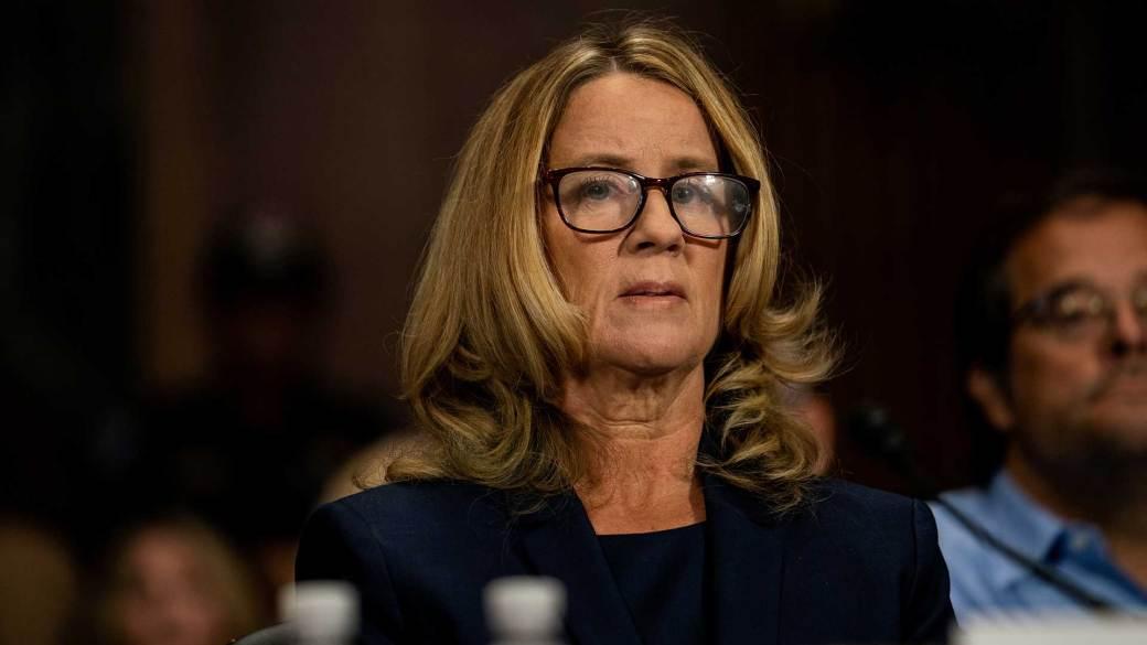 Christine Blasey Ford (Reuters)
