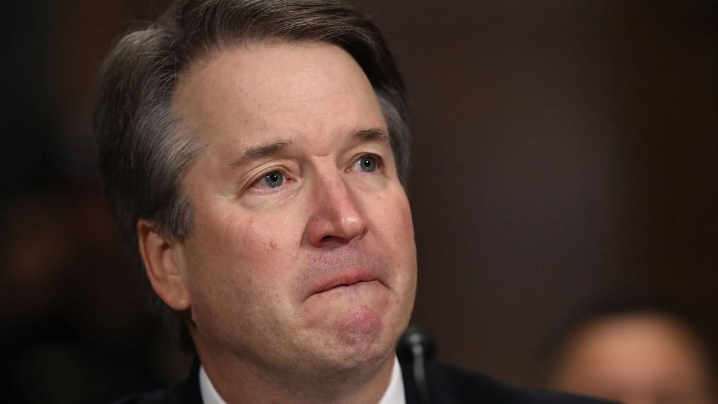 Brett Kavanaugh (AFP)