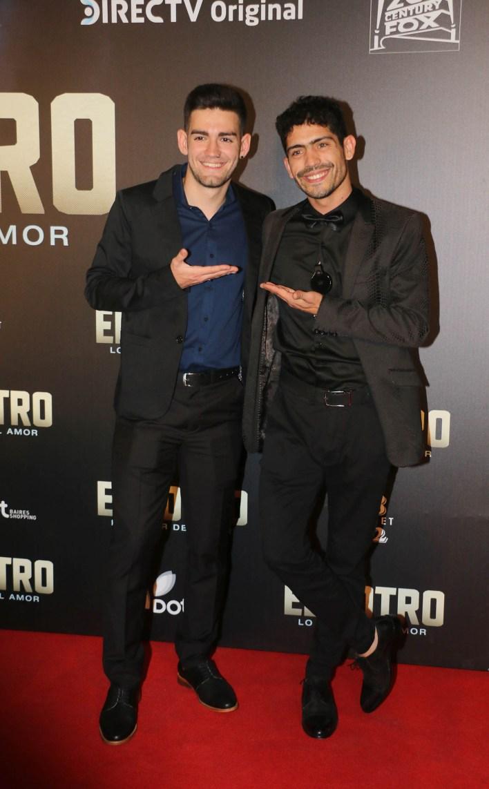 Ramiro Bueno y Rodrigo Romero
