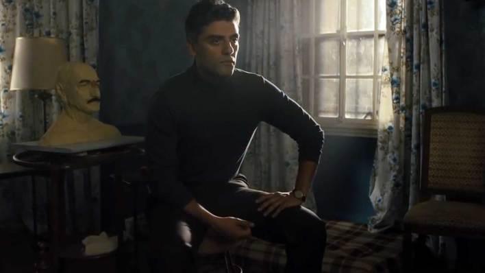 Oscar Isaac, interpreta a Peter Malkin, uno de los agentes israelíes