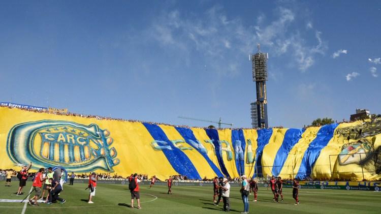 Central y Newell's deberán enfrentarse por los cuartos de final de la Copa Argentina (NA)