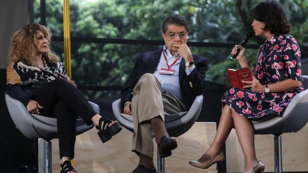 Los autores nicaragüenses en el Orquideorama