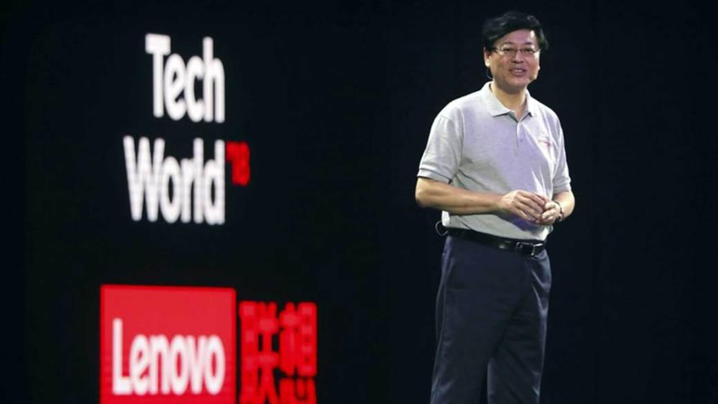 Yang Yuanqing, CEO de Lenovo (AP)