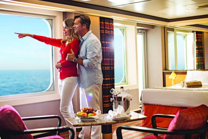 """La comodidad de sentirse como en casa por lo que dure el trayecto es otra de las razones detrás de la """"Pasión Crucerista""""."""