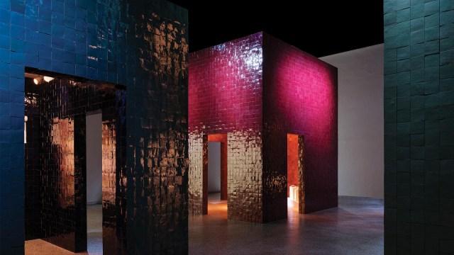 Hermès estableció una ciudad de cerámica verdaderamente surrealista
