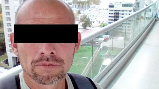 Horacio A., acusado de abuso de menores en el Delta del Tigre.