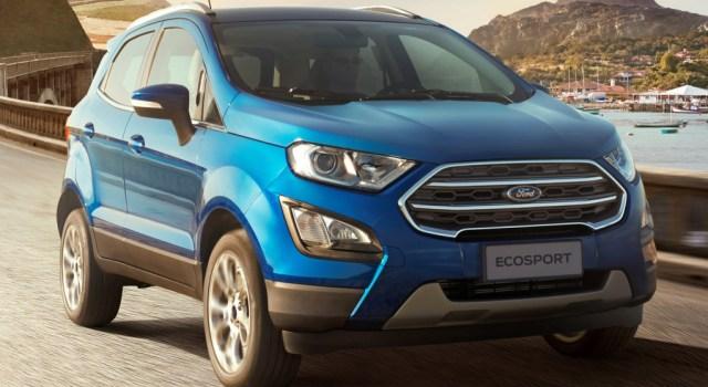 Ford EcoSport, el SUV compacto más vendido.