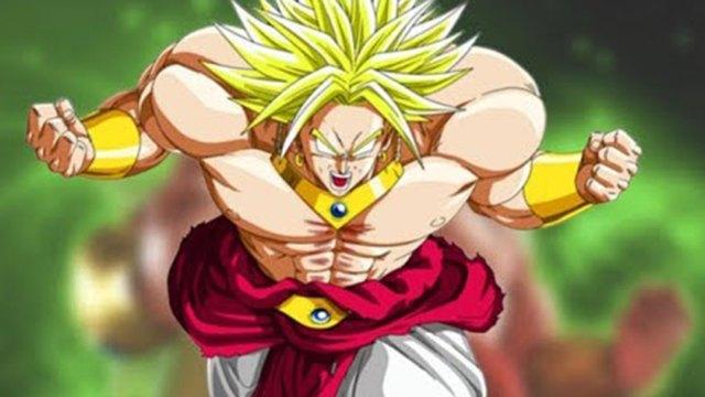 Broly, el personaje de Dragon Ball Z que inspiró al argentino