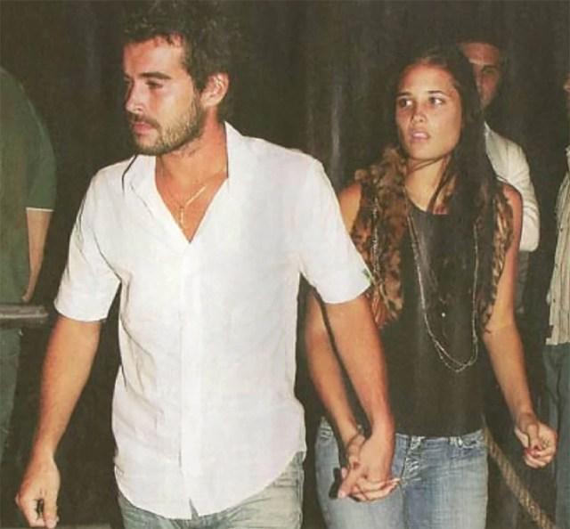 Nico y Flor estuvieron de novios durante tres años