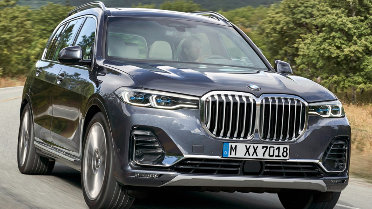 El BMW X7