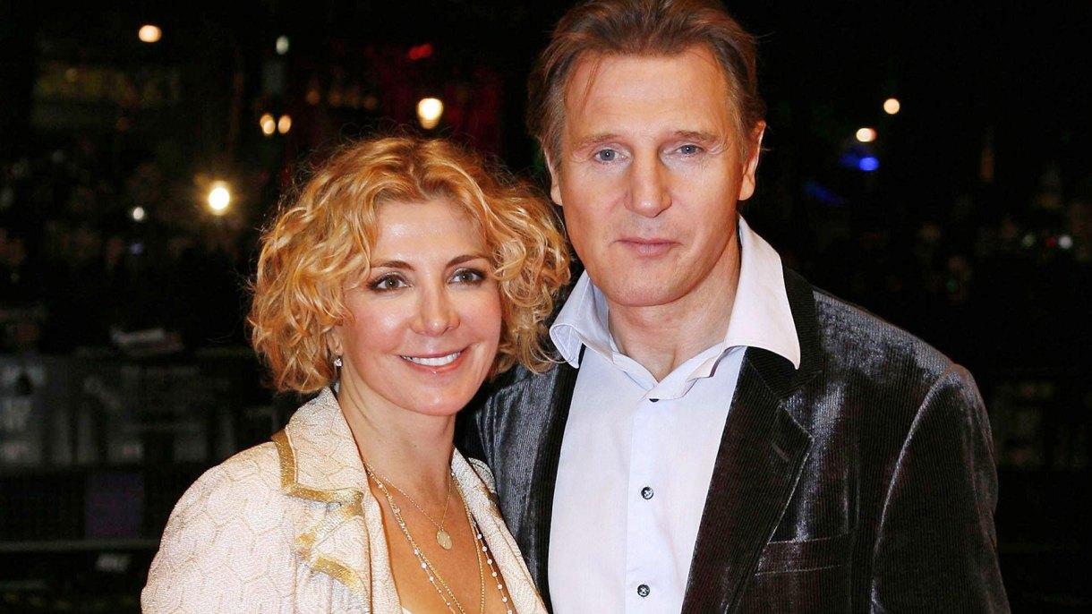 La devastadora pérdida de Liam Neeson se produce nueve años después de la muerte de su esposa, Natasha Richardson, quien sufrió una herida mortal en la cabeza durante un viaje familiar