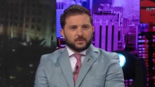 "Diego Brancatelli en ""Intratables"""