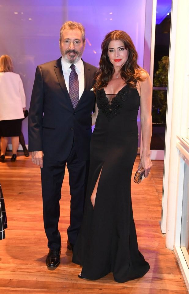 Daniel Vila y Pamela David