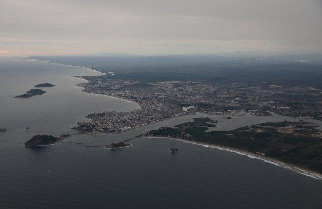 Vista aérea de Mazatlan, Mexico (REUTERS/Henry Romero)