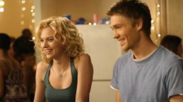 "Chad Michael Murray y Hilarie Burton eran la pareja protagonista de ""One Tree Hill"""