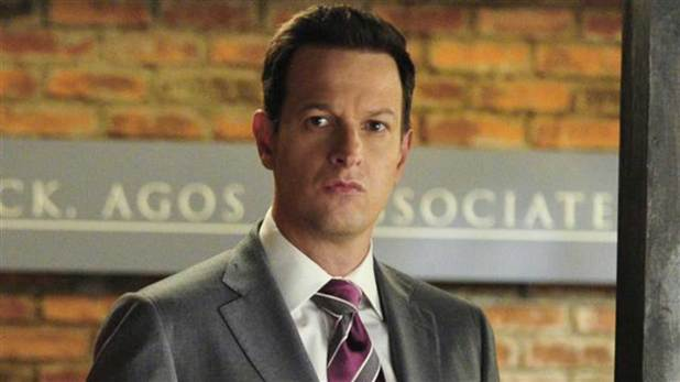 "Josh Charles era Will Gardner en ""The Good Wife"""