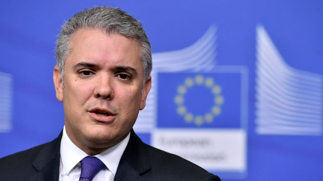 El presidente de Colombia, Iván Duque, realizará una visita oficial a Chile el primer trimestre de 2019. (Reuters)