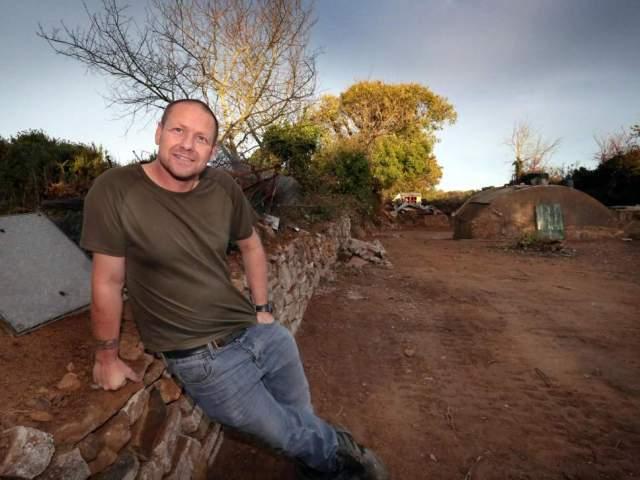 Steve Ogier (Guernsey Press/SWNS)
