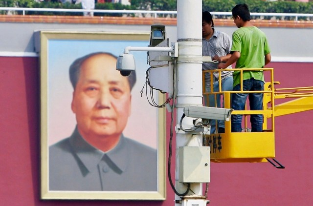 El gigante asiático se ha convertido en el líder mundial en reconocimiento facial