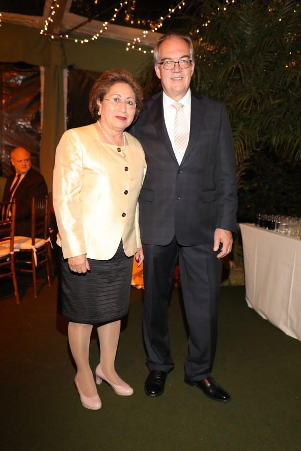 Jürgen Christian Mertens, embajador de Alemania en la Argentina