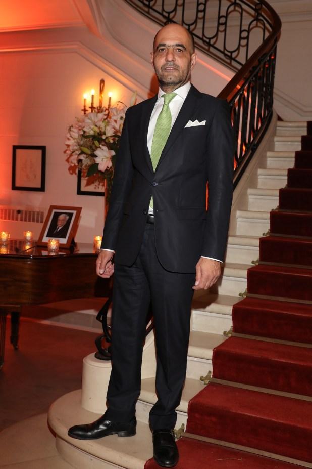 Walter D'Aloia Criado, cónsul honorario de España