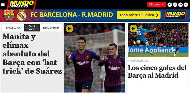 Mundo Deportivo, España