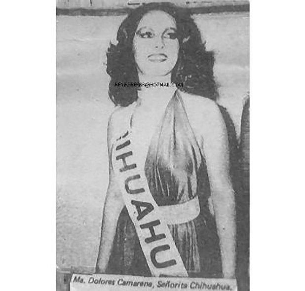 Dolores Camarena, la mujer que inauguró la trágica saga de las reinas de belleza involucradas con el narcotráfico.