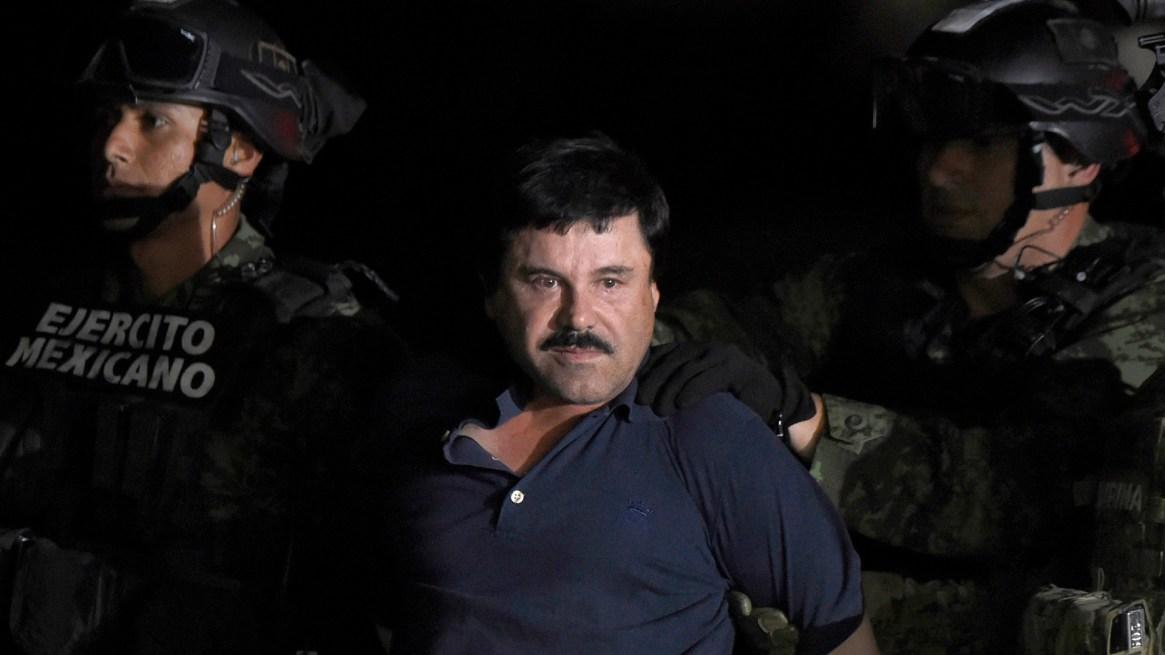 """""""El Chapo"""" Guzmán se escapó dos veces de penales de alta seguridad mexicanos (Foto: AFP)"""