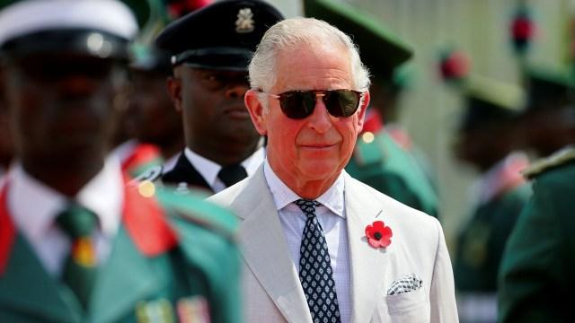 El príncipe Carlos visitó Ghana y habló sobre el medio ambiente (REUTERS/Afolabi Sotunde/Pool)