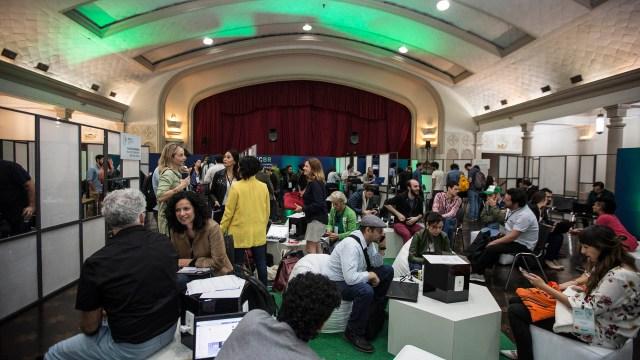 El MicBR propone ronda de negocios, encuentros mano a mano (Secretaría de Culutra de la Nación)