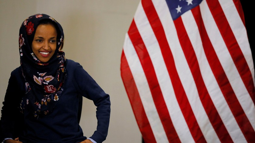 Ilhan Omar (Reuters)