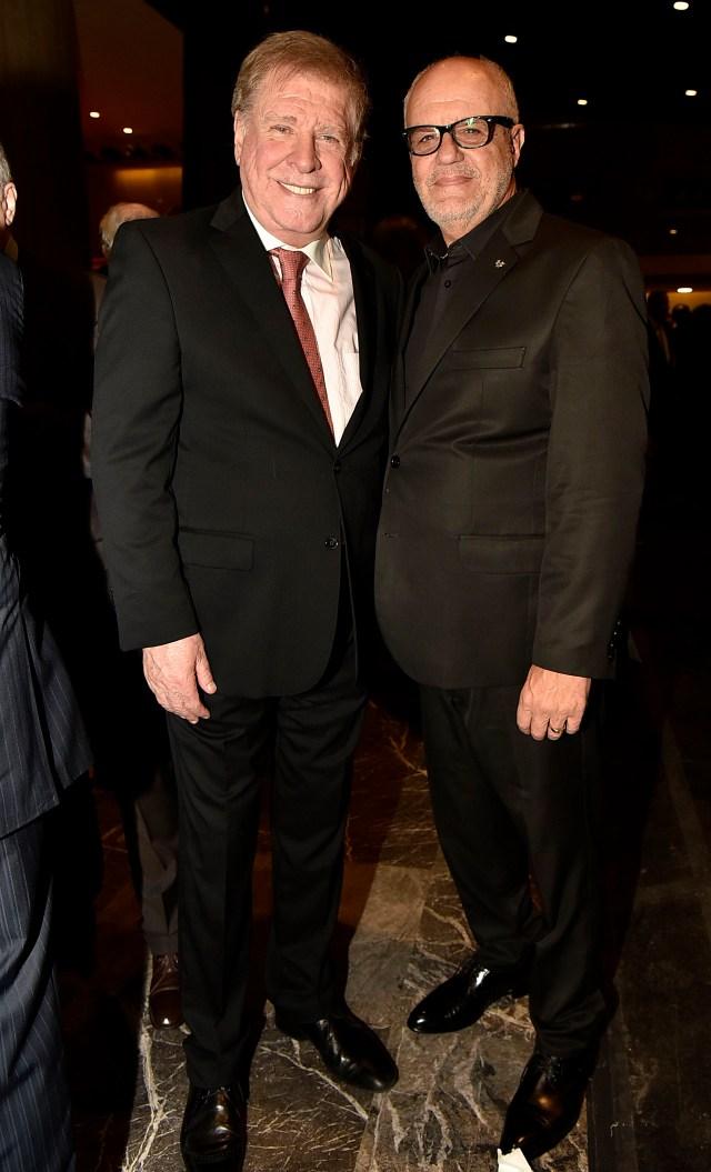 Arturo Puig y Juan Leyrado