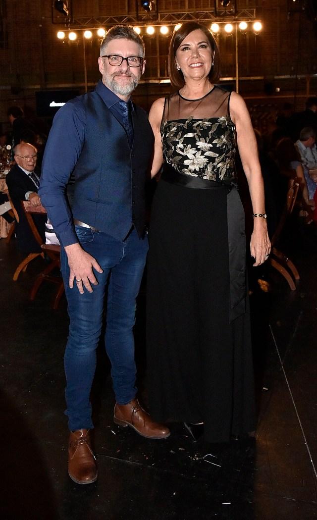 Luis Novaresio y Liliana Parodi