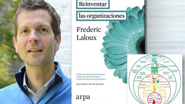 Frederic Laloux es escritor y asesor de líderes corporativos