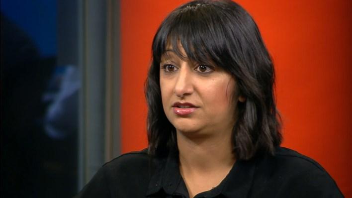 Azmina Dhrodia, investigadora de Aministía Internacional, lideró una investigación de 17 meses sobre el acoso y la violencia que sufren las mujeres en Twitter