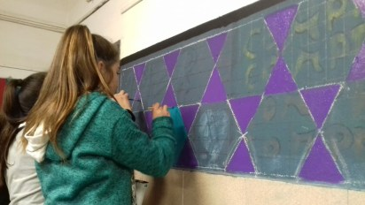 Una escuela de Pilar que ya aplica el nuevo modelo de secundaria