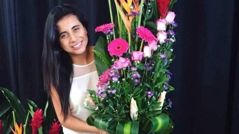 El asesino de Valeria fue directamente por ella (Foto: Facebook)