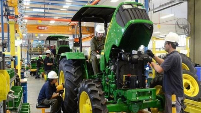 Los fabricantes de maquinaria agrícola se muestran preocupados por la pérdida de puestos de trabajo que puede generar una profundización en la caída de las ventas