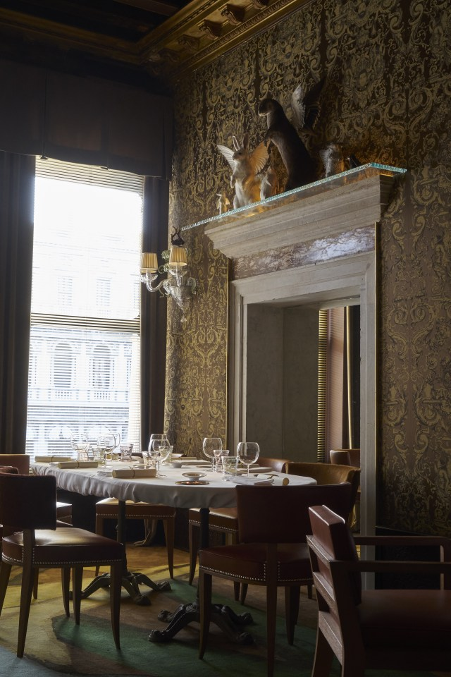 El Quadri es una de las más nuevas actualizaciones de los clásicos. Su menú degustación de los hermanos Alajmo es Venecia en el plato