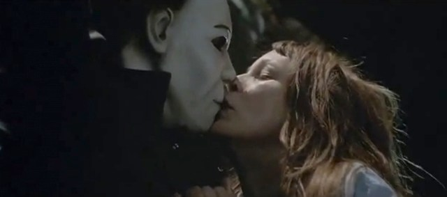 El beso de la muerte en Halloween 8