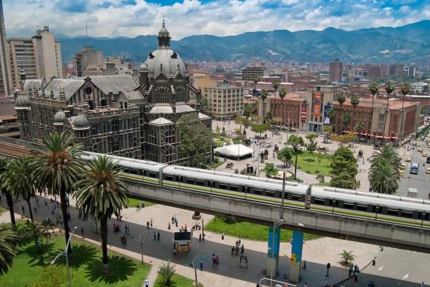Medellín es considerada una de las ciudades más innovadoras de la región