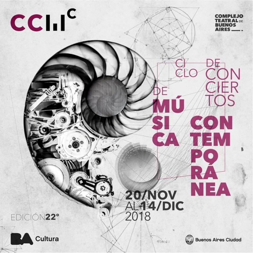 Ciclo de Conciertos de Musica Contemporanea